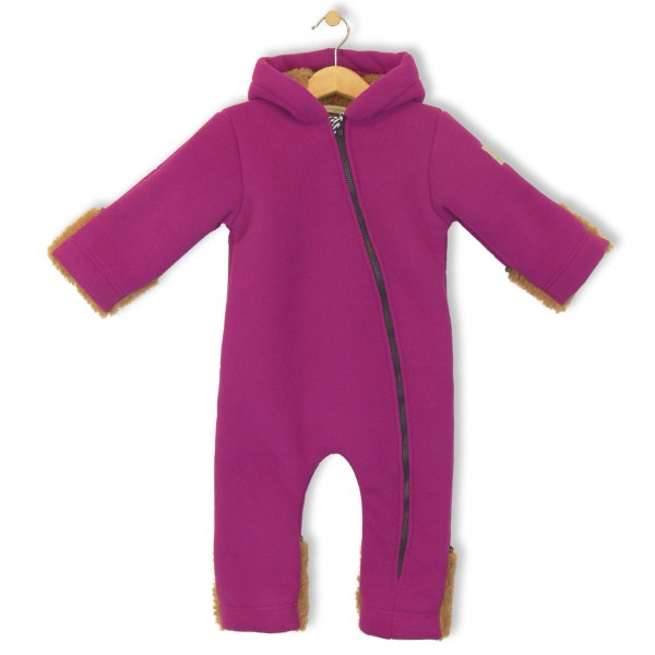 Bubble Kid Doublefleece-Overall div. Farben