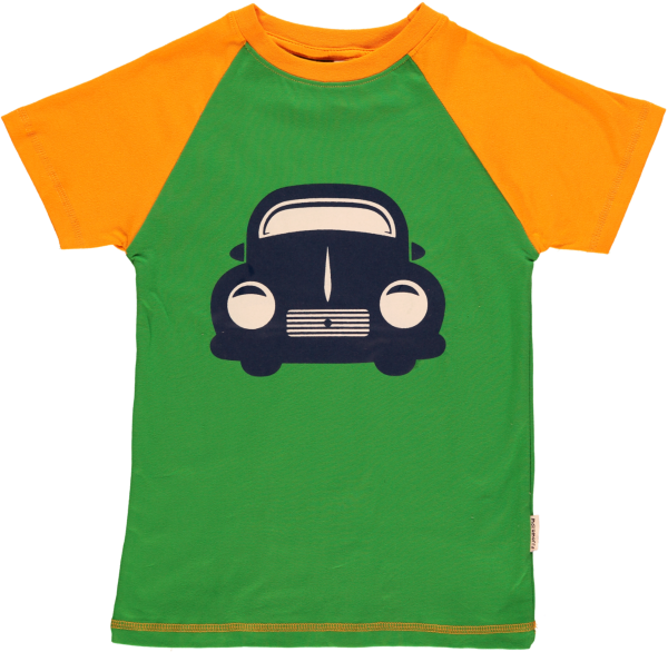 MAXOMORRA T-Shirt RETRO CAR