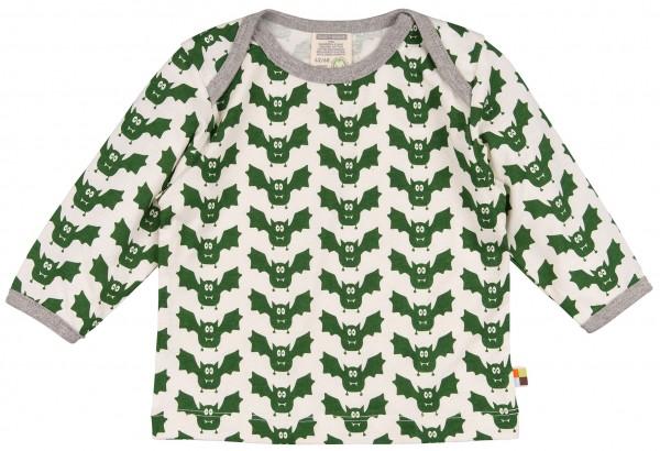 LOUD+PROUD Shirt Fledermaus Pine